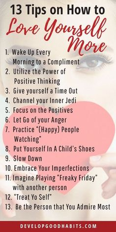 How to love yourself. Self care tips for increasing self love and happiness. #selflove #selfcare #happiness Coaching, Self Love Affirmations, Self Care Activities, Therapy Activities, Learning To Love Yourself, How To Love Yourself, Self Acceptance, Self Improvement Tips, Love Tips