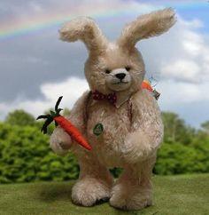 Hermann Spielwaren Papa Hasemann Rabbit 20161-6 http://www.sunny-bears.com/inv/hermann+spielwaren/papa-hasmann-rabbit-20161-6.php