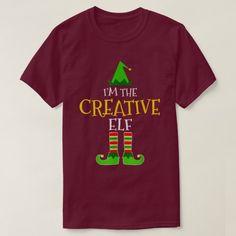 Christmas Elf, Family Christmas, Christmas Ideas, Xmas Shirts, Christmas Shirts, Christmas Accessories, Christmas Card Holders, Holiday Fun, Tshirt Colors