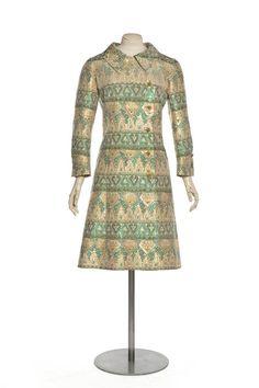 Chanel  , fashion house,   Paris   1969 , autumn-winter collection (haute couture)  Gabrielle Chanel  , fashion designer