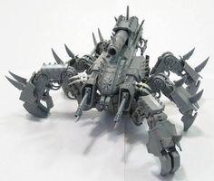 #40k Brass Scorpion #Conversion