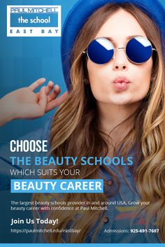 The largest #beauty schools provider in and around USA. Grow your #beauty career with confidence at Paul Mitchell.