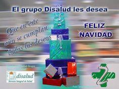 Vía ©DiSalud Felicitación de Navidad