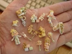 If you do fimo clay art,you can see the talent of this artist-Manda Theart