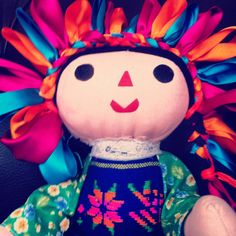 Muñeca Mexicana.