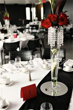 modern red black and white reception tables oracle. Black Bedroom Furniture Sets. Home Design Ideas