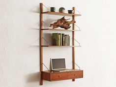 Wall Unit Mid Century Modular System by OtherTimesVintage on Etsy