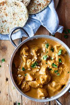 Butter Chicken | Nem opskrift på indisk Butter Chicken #indianrecipes #recipes #recipe