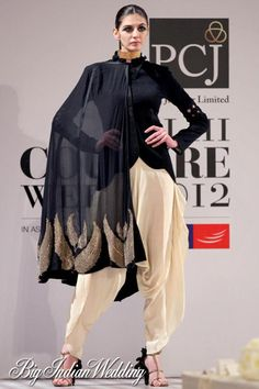 Anamika Khanna Delhi Couture Week 2012 | Cocktail Wear | Bigindianwedding