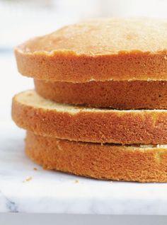 Recette de Ricardo du parfait gâteau à la vanille