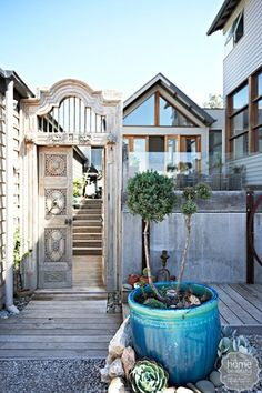 Home tour: a bayside bohemian abode - Homes, Bathroom, Kitchen & Outdoor | Home Beautiful Magazine Australia