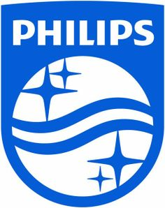Some light changes on the new Philips logo.
