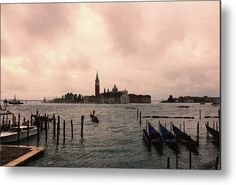 Other Venice 2 Metal Print by Marina Usmanskaya.  All metal prints are professionally printed, packaged, and shipped within 3 - 4 business days and delivered ready-to-hang on your wall. Choose from multiple sizes and mounting options               #MarinaUsmanskayaFineArtPhotography , Art For Home,Art Prints, venice,Italy,Home Design