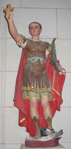 Santo Expedito, mártir 19 de abril