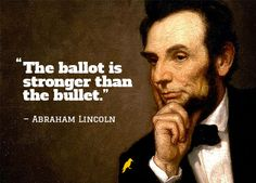 quotes that will inspire you to go vote today - Yellowhammer News via Election Quotes, Vote Quotes, Political Quotes, Daily Quotes, Great Quotes, Quotes To Live By, Inspirational Quotes, Lincoln Quotes, Learning Quotes