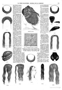 La Mode illustrée 1863 May