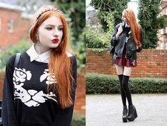 My future seems like one big past (by Olivia Harrison) http://lookbook.nu/look/4298945-My-future-seems-like-one-big-past