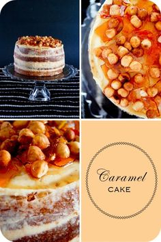 Triple Caramel Cake ❁ 3½ cups all-purpose flour, 1½ cup less 2 TBsp brown sugar, 1 cup +2 TBsp superfine sugar, 8 eggs, 2 cups salted butter, 2 tsp baking powder ❁ Buttercream: 1½ lb/ 675g powdered sugar, 1½ cup unsalted butter, 5 TBsp caramel sauce, 4 TBsp marscapone ❁ Hazelnut Praline: 1 cup toasted hazelnuts, 1 cup sugar, 2 TBsp water