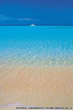 San Vito Lo Capo Beach