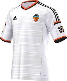 Valencia 2014-15 adidas Home