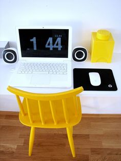 I have a chair like this to paint for my office YELLOW