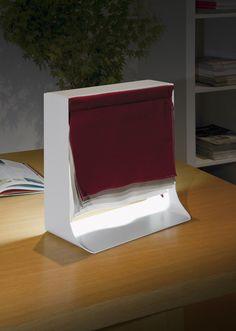 Dimmer lamp Design by: Chiara Moreschi Company: WayPoint-light Euroluce 2013