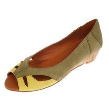 La Garconne Vero II Cesped/Limon - La Garconne | Onyva Elegant, Flats, Shoes, Fashion, Leather, Classy, Loafers & Slip Ons, Moda, Chic