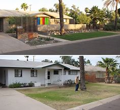 Tempe landscape architect turns simple homes into cool rentals