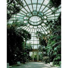 """F A V O U R I T E 5: Victorian Greenhouses - the dome of the Royal Greenhouse of Laeken, Brussels. #palm #palmhouse #royalgreenhousesoflaeken #hohfavourite5"" Photo taken by @houseofhackney on Instagram, pinned via the InstaPin iOS App! http://www.instapinapp.com (03/14/2016)"