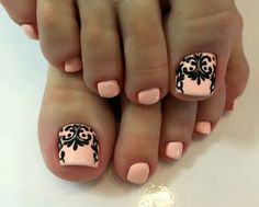pedicure oslo 5 best photos – Beauty & Seem Beautiful Pedicure Designs, Pedicure Nail Art, Toe Nail Designs, Manicure And Pedicure, Pretty Toe Nails, Cute Toe Nails, Love Nails, Nagellack Trends, Feet Nails