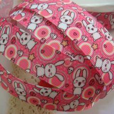 Pink, bunnies & skulls!