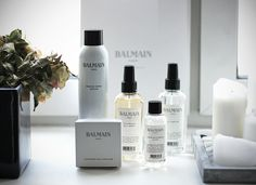 "Auroran Henkarit ""In general, I have never found any hair products that would smell better than these – every product has its own scent but equally luxurious and stylish."""