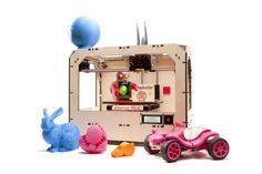 MakerBot Replicator™ 3D printer with 2 colors!