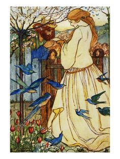 Maiden Song ,Florence Harrison