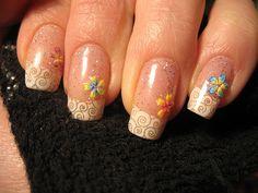 These are so pretty o.~