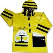Kidorable Bee Raincoat