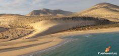 Somewhere along Costa Calma. Fuerteventura.