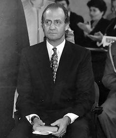 1987 King Juan Carlos I of Spain