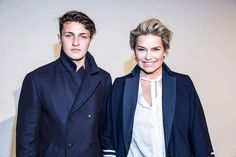Behind The Scenes at #TommyFall16 with Anwar Hadid and Yolanda Hadid