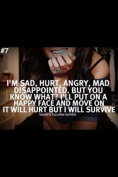 and move on