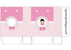 """sacolinhas lembrancinhas  Kit de Personalizados Tema """"Bailarina Rosa"""" para Imprimir - Convites Digitais Simples"""