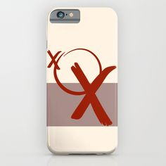 XOXO iPhone & iPod Case