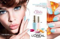 Barbara Palvin - L'Oreal Paris - Spring 2012 Ready-to-Wear - Fashion Advertisement Dior Beauty, Beauty Ad, Beauty Book, Beauty Makeup, Makeup Ads, Retro Makeup, Barbara Palvin, Miss Candy, Beauty Companies