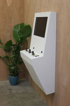 Polycade Puts 90 Arcade Classics Into a Single Contemporary Unit. !!!WANT!!!!