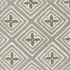 China Seas Fiorentina Two Color Grey Dark Grey - want to use this for something in the dining room!!!