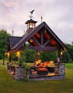 Love this, but still want a grill area.