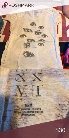 T-shirt Cameron Dallas, Nash Grier, Hayes Grier, and Carter Reynolds XXVI shirt. Size medium Tops