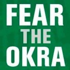 Delta State University! #fear the okra