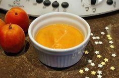 Compote abricot, pomme, miel au thermomix facile et rapide
