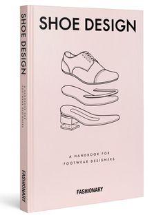 Shoe Design, el primer libro de Fashionary   itfashion.com